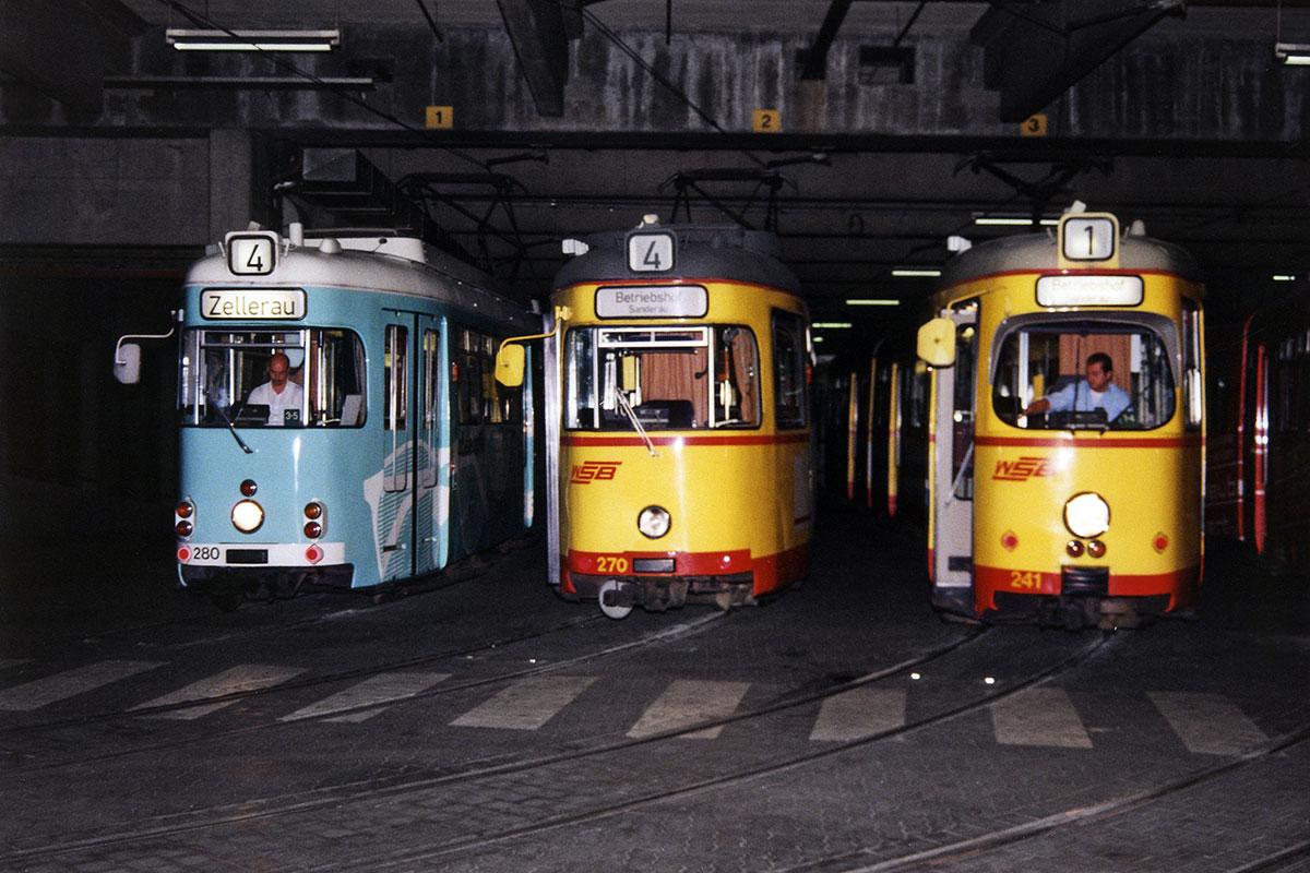 Viele hochwertige fotos ber die stra enbahn in w rzburg for Depot feuerbach